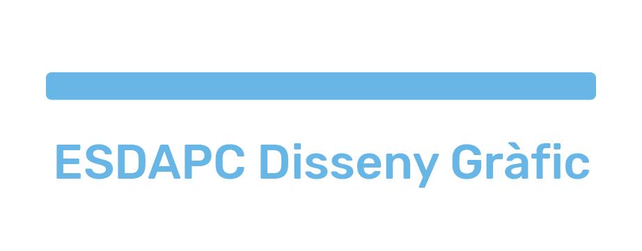 ESDAP Disseny Gràfic